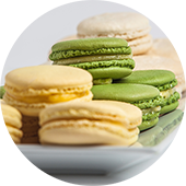 Macarons @ Sweet Tartlette | Traverse City | Michigan | United States