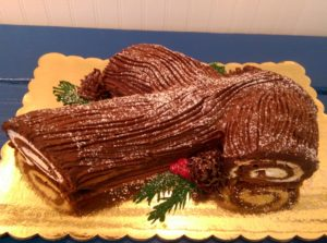 Adults Buche de Noël @ Sweet Tartlette   Traverse City   Michigan   United States